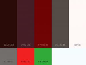 Velvet Color Pallette