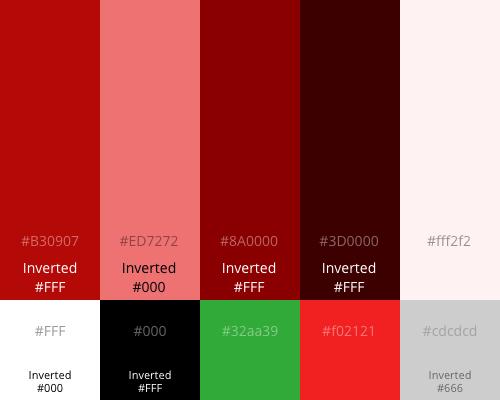 Rose Boxed Palette